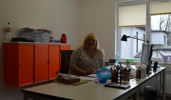 Astrid Schulz - Verwaltung