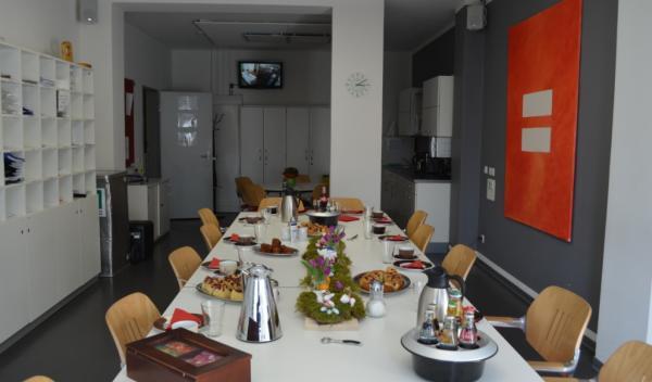 Klinik Deerth - Konferenz- und Teamraum
