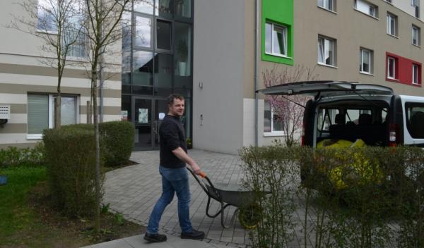 Andreas Schlegel - Arbeitstherapie Garten