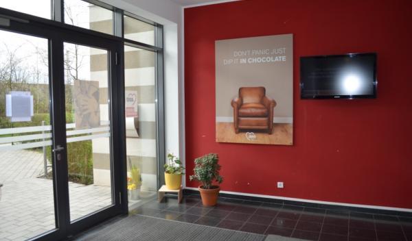 Klinik am Kaisberg - Eingangsbereich