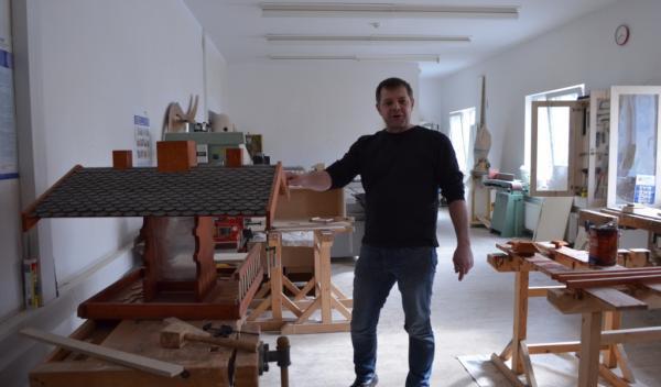 Andreas Schlegel - Schreinerei
