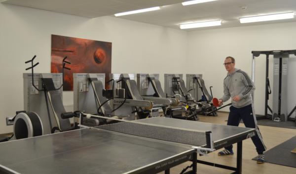 Klinik am Kaisberg - Sportraum